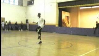 2012 ~ Alcorn Drum Major Tryouts #3