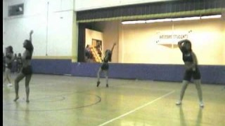 2012 ~ Alcorn GG Tryouts Group 2 Part 2