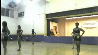 2012 ~ Alcorn GG Tryouts Group 3 Part 2
