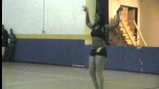 2012 ~ Alcorn Twirler Tryouts #2
