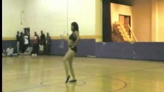 2012 ~ Alcorn Twirler Tryouts #3