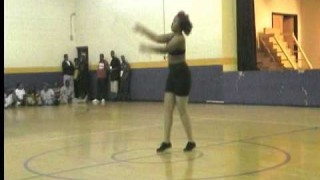 2012 ~ Alcorn Twirler Tryouts #4