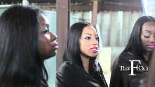 Behind the Scenes with the Stingettes! | @TheeFClub