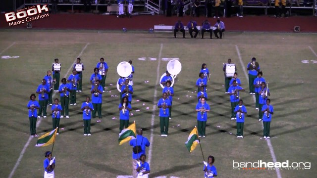 Behrman Charter Middle  Band 10/08/11