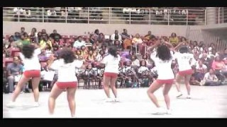 Clarksdale High School Alumni Majorettes ~ Second Annual Cheer & Dance Competition