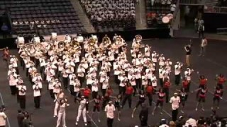 """""""Dynamic Steppers"""" Marching Band – ATL Dance Routine 2008"""