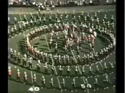 FAMU Marching 100 Band in the 1968 film HALF-TIME U.S.A.