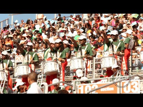 Florida A&M – Percussion Section 2013