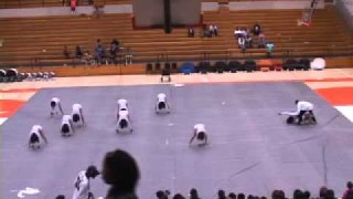 Golden Delight – Mid-Atlantic College Danceline Comp 2011