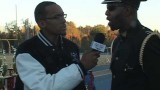 Harding University High School Marching Band interview at Nationals 2012
