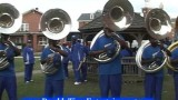 J.A.W.S. of ECSU 2012 (Sousaphone Section of ECSU Marching Band)