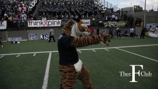 Jackson State University 2012 For the WIN!