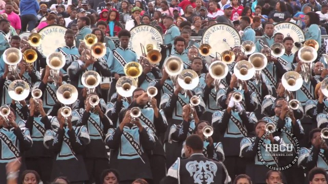 Jackson State – Where You At – 2013 – HBCU Marching Bands