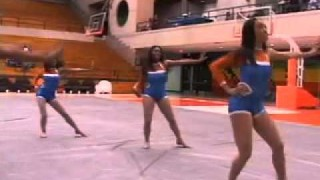 Lincoln Univ Danceline at the Mid-Atlantic Comp 2011