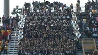 """NC A&T playing """"Skin I'm In"""" 2011"""