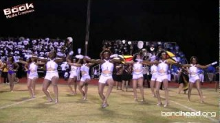 Northwest High School Band  & Dazzling Dolls – I Gave It Up