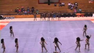 Ooh La La – Mid-Atlantic College Danceline Comp 2011