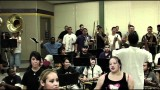 Sam Houston Marching Band ( Home Coming Practice ) – 2011