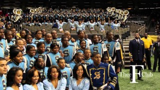 Seniors last game at Southern University Bayou Classic (2012)| @TheeFClub
