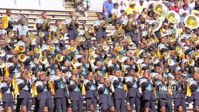 Southern University (2012) – Work Hard Play Hard