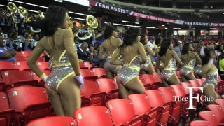 """Southern University """"All The Things""""  2012 Atlanta Classic