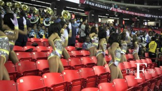 Southern University and Dancing Dolls 2012 Atlanta Classic | @TheeFClub