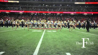 Southern University Dancing Dolls 2012 Atlanta Classic Feature. | @TheeFClub