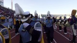 Southern University Human Jukebox Marching In & Out of Mumford 2012