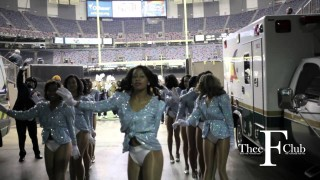 Southern University Marching Out Bayou Classic (2012) | @TheeFClub