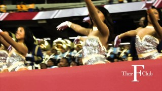 Southern University Old SU Sprit 2012 Atlanta Classic!