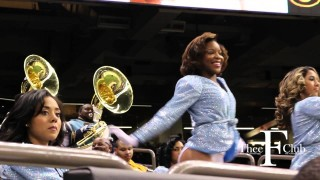 "Southern University ""The Show"" Bayou Classic 2012 