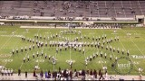 Texas Southern Ocean of Soul (2013) – Halftime Drill vs JSU