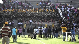 The Fifth Quarter: This is how we do it! Alabama State University | @TheeFClub