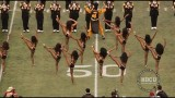 The Magic City Classic (2012) – Halftime – Alabama State Mighty Marching Hornets Band