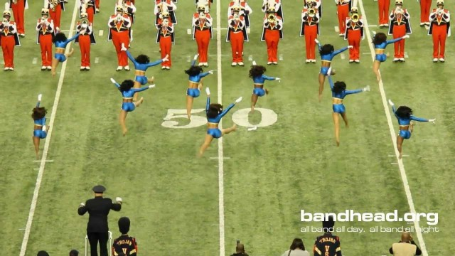 Virginia State University @ Honda Battle of the Bands 2012