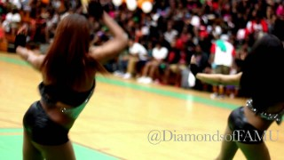 Diamonds FAMU Spirit Showcase 2012 #3 | @DiamondsofFAMU