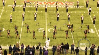 Prairie View – Halftime – SWAC Championship Battle of the Bands 2013