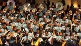 Southern University – SWAG – SWAC Championship Game – 2013 – HBCU Bands