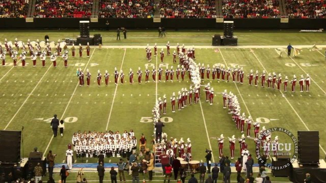 Marching 101 – 2014 Honda Battle of the Bands