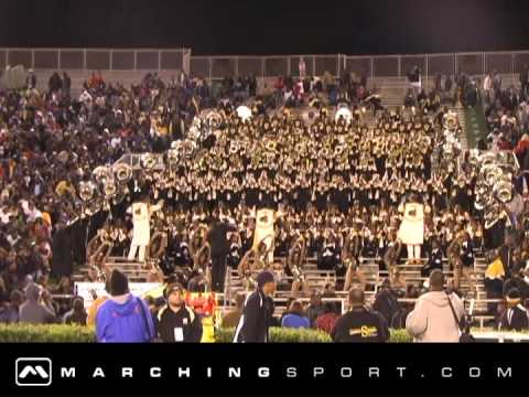 Alabama State (2008) – Weak – HBCU Bands