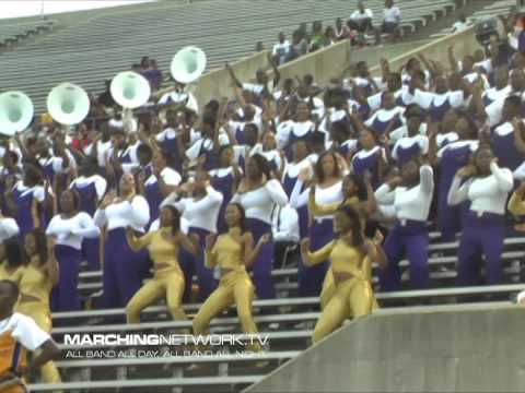 Alcorn State (2007) – Can't Get Enough of that Funky Stuff – HBCU Bands