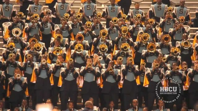 Southern University (2011) – I Think It's Love – HBCU Bands