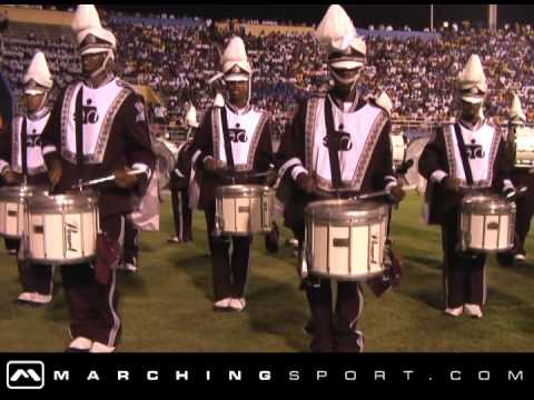 Texas Southern (2008) – Funk Train – HBCU Bands
