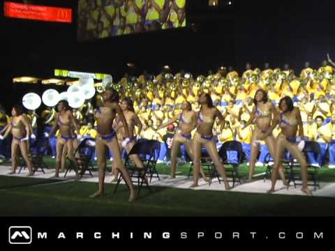 Southern Univ. Human Jukebox (2008) – Ride or Die / Those Girls – HBCU Marching Bands
