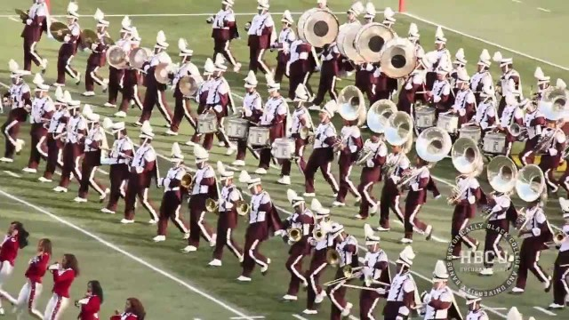 Texas Southern Halftime Show (2010) – HBCU Marching Bands