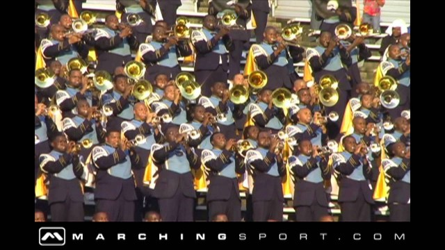 Southerne University (2008) My My My – HBCU Marching Bands