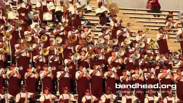 Texas Southern (2011) – Unknown Song – HBCU Marching Bands