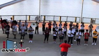 Augusta Mass Band Showcase at the Riverwalk (2014)
