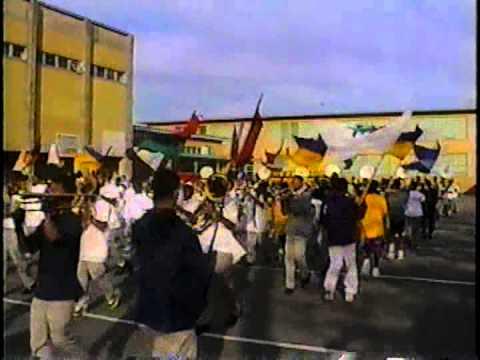 St. Aug Parade Practice 1998