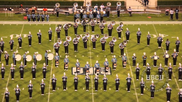 Jackson State(2014) – Halftime Show- HBCU Marching Bands